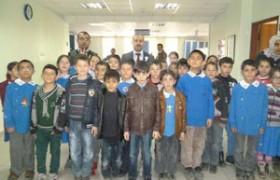 Köy Okullarında Vergi Konusu Anlatıldı