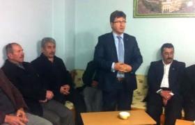 Ak Parti Köylerde Seçim Startını Verdi