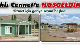 Bayburt'ta Saklı Cennet Hizmete Hazırlanıyor