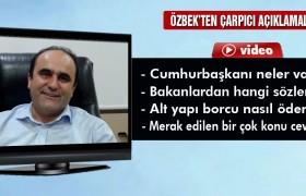 Cumhurbaşkanı Erdoğan, Bayburt'a Neler Vaat Etti…