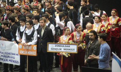 Halk Oyunlarında Türkiye Derecesi Yaptılar -Foto Haber