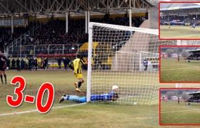 Bayburt, Genç Osman'da Kayresiye Futbol Dersi Verdi-Foto Haber