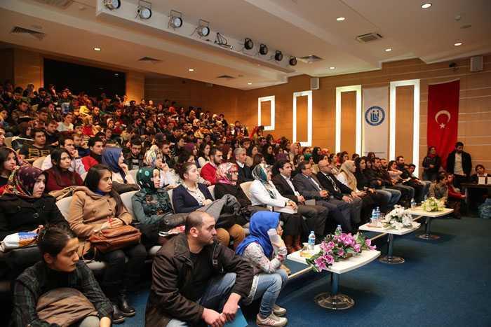 Bayburt Üniversitesi Mesleki Bilgilendirme ve KPSS Konulu Panel Düzenledi1