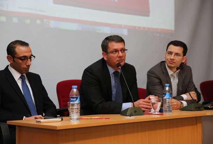 Bayburt Üniversitesi Mesleki Bilgilendirme ve KPSS Konulu Panel Düzenledi2