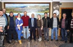 Bursalı Gazetecilerden Bayburt Çıkarması