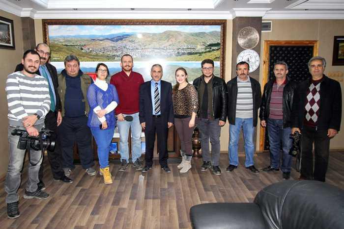Bursalı Gazetecilerden Bayburt Çıkarması  3