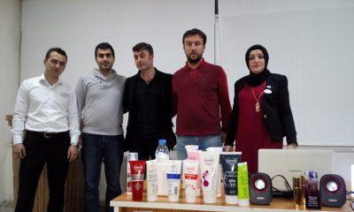 Bayburt'ta Kimyasal Madde Semineri Yapıldı – Foto Haber