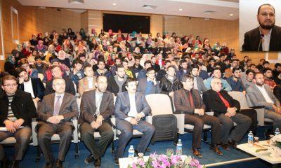 """Bayburt Üniversitesinden """"Mevlana Ve İnsan"""" Konulu Konferans – Foto Haber"""