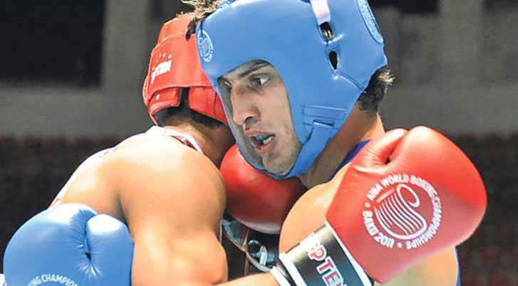 Milli Böksör Şipal 24. Kez Türkiye Şampiyonu Oldu
