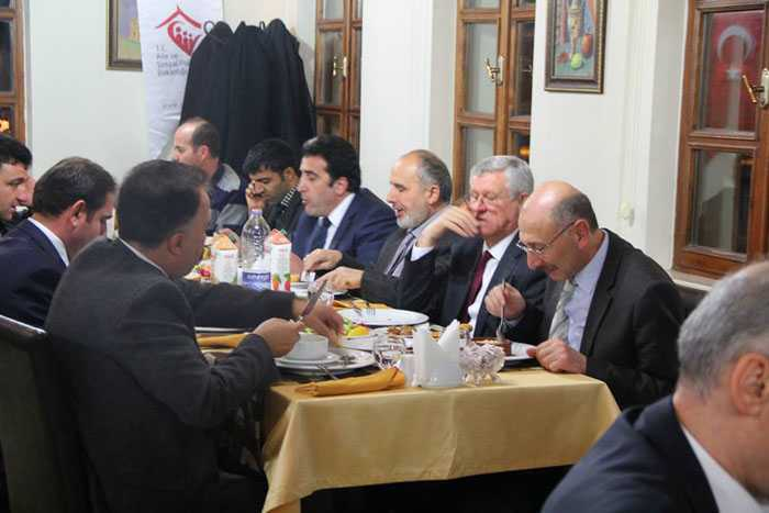 Şehit ve Gazi Aileleri Bilgilendirme Toplantısında Biraraya Geldi 2