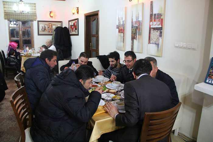 Şehit ve Gazi Aileleri Bilgilendirme Toplantısında Biraraya Geldi 3