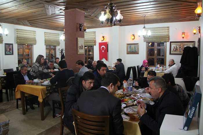Şehit ve Gazi Aileleri Bilgilendirme Toplantısında Biraraya Geldi 4
