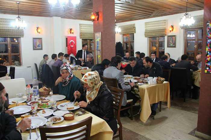 Şehit ve Gazi Aileleri Bilgilendirme Toplantısında Biraraya Geldi 5