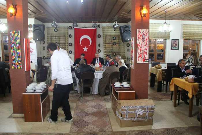 Şehit ve Gazi Aileleri Bilgilendirme Toplantısında Biraraya Geldi 6