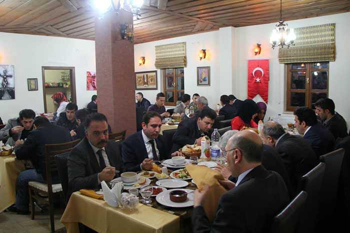 Şehit ve Gazi Aileleri Bilgilendirme Toplantısında Biraraya Geldi 9
