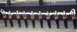 Halk Oyunlarında Türkiye Derecesi Yaptılar