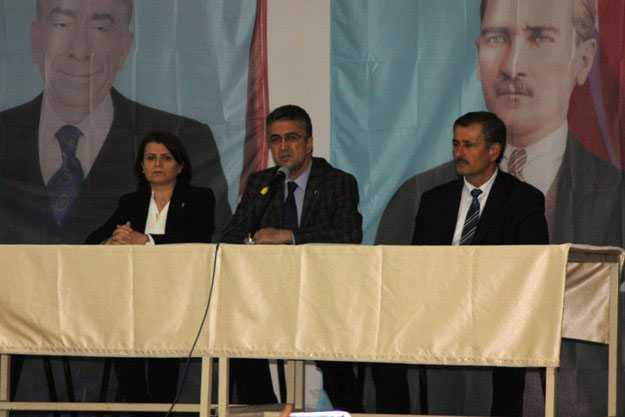 MHP Bayburt İlçe Kongresi 1