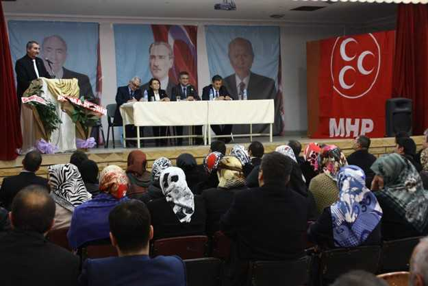 MHP Bayburt İlçe Kongresi 3