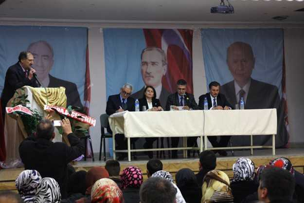 MHP Bayburt İlçe Kongresi 4