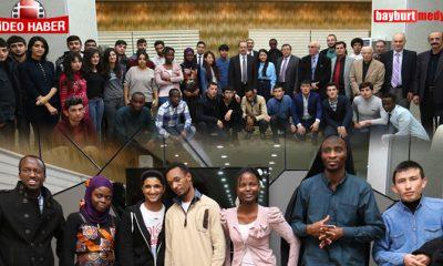 Yabancı Uyruklu Öğrencilerin Sorunları Dinlendi – Foto Haber