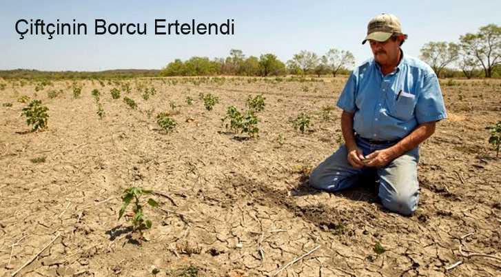 Bayburt'ta 903 Çiftçinin Borcuna Erteleme…