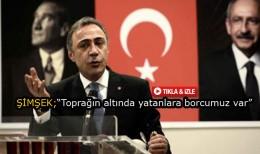 Berhan Şimşek Milletvekili Aday Adaylığını Açıkladı