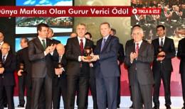 Bayburt Grup Dünya Ödülüne Layık Görüldü
