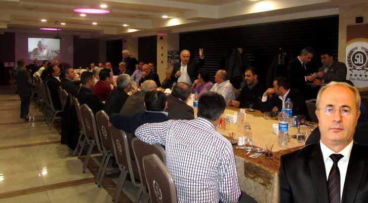 Konya'da İlk Kez Bayburt Programı Gerçekleştirildi