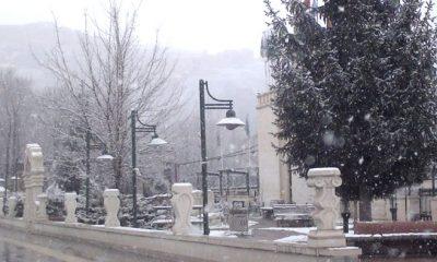 Bayburt'ta Tomurcuklar Kar Açtı-Foto Haber