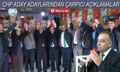 CHP Milletvekili Aday Adaylarından Çarpıcı Açıklamalar-Foto Haber