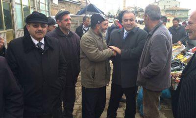 CHP Milletvekili Adayı Murat Bülbül İşi Sıkı Tutuyor-Foto -Haber