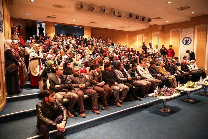 Din Kültürü ve Ahlak Bilgisi Eğitimi Öğrencileri Şehitleri Andı 2