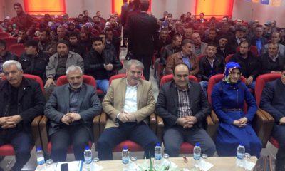 Milletvekili Özbek, Ayağının Tozuyla Ziyaretlere Başladı-Foto Haber
