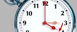 Saatinizi İleri Almayı Unutmayın