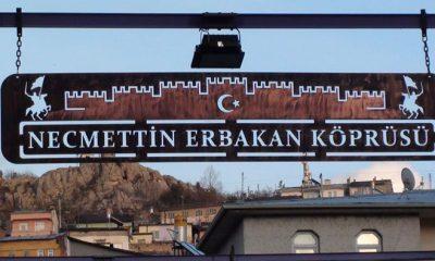 Bayburt'taki Köprülere Verilen İsimler Kaldırılıyor-Foto Haber