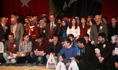 Rektör Coşkun'dan Kutlu Doğum Haftası Konferansı-Foto Haber