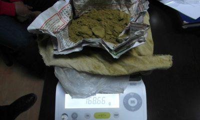Uyuşturucu Madde Operasyonunda Gözaltı-Foto Haber