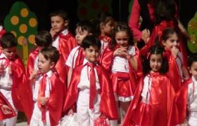 75.Yıl Anaokulundan Yıl Sonu Programı-Foto Haber