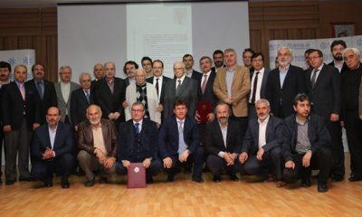 Türkiye Yazarlar Birliği Ödülleri Bayburt'ta Verildi-Foto Haber