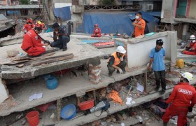 AKUT Nepal'den Çalışmalarına Devam Ediyor