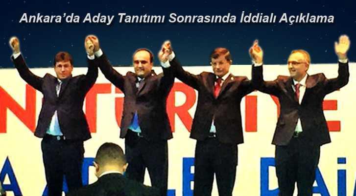 Ak Parti İl Başkanı Kobal, Ankara'dan İddialı Açıklamada Bulundu