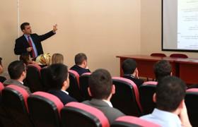 Bayburt Üniversitesinde  Farklı Bir Eğitim Semineri