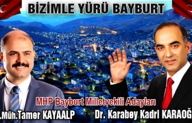 Bayburt MHP Milletvekili Adayları