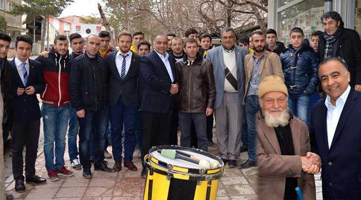 CHP Milletvekili Adayı Bülbül Hız Kesmiyor