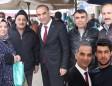 MHP Milletvekili Adayı Karaoğlu, Pazar Yerini Ziyaret Etti