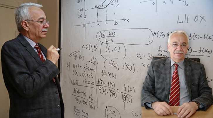 Rabil Ayazoğlu, En Başarılı Bilim Adamları Arasında Yerini Aldı