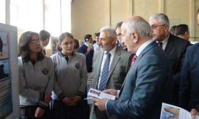 Rekabet Kurumu Anadolu Lisesinden Bilim Fuarı Sergisi-Foto Haber