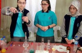 Fen Lisesi 3. Bilim Fuarı Başarıyla Tamamlandı-Foto Haber