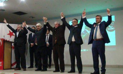 Milli İttifak Adaylarının Tanıtımını Yaptı-Foto – Haber