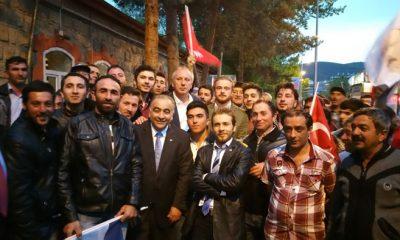 Muharrem İnce,nin Hedefinde Cumhurbaşkanı Erdoğan Vardı-Foto Haber